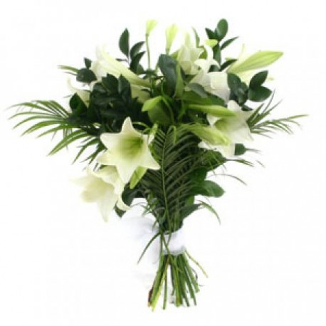 White Lillies