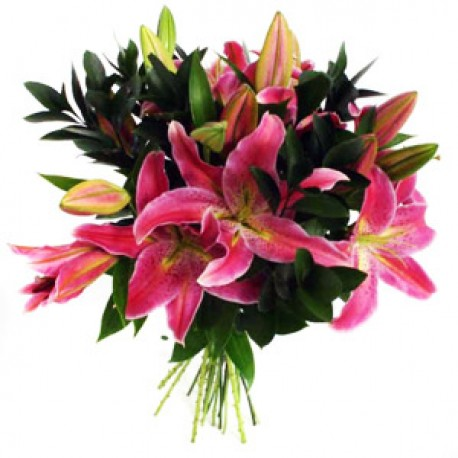 Bouquet of Lillies